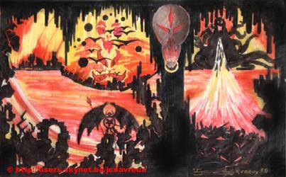 Inferno 2 by JCDAVREUX