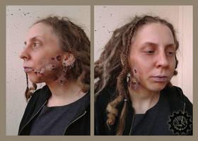 Bubonic plague by ZombieArmadillo