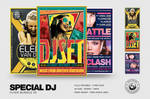 Special DJ Flyer Bundle V3 by Thats-Design