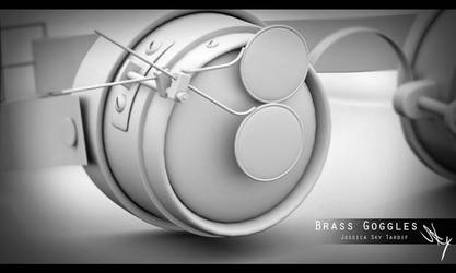 Brass Goggles 2.0 - zoom by Sky-of-ragnarok