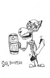 Sea boomer by Vatoff2