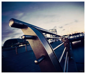 Steel Rays by lxrichbirdsf