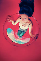 Floating without water - ITM.I by lxrichbirdsf