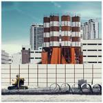 Industrial Landscape by lxrichbirdsf
