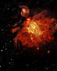 Nebulae by creationtakesun