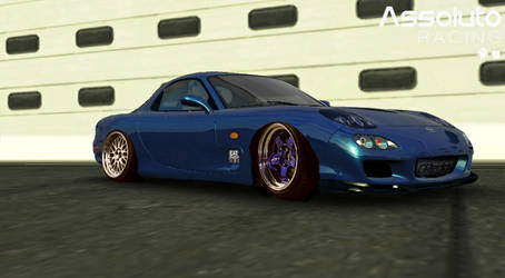 Efini RX 7 by kamsuy22
