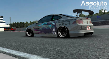 Integra Type-R (DC5) by kamsuy22