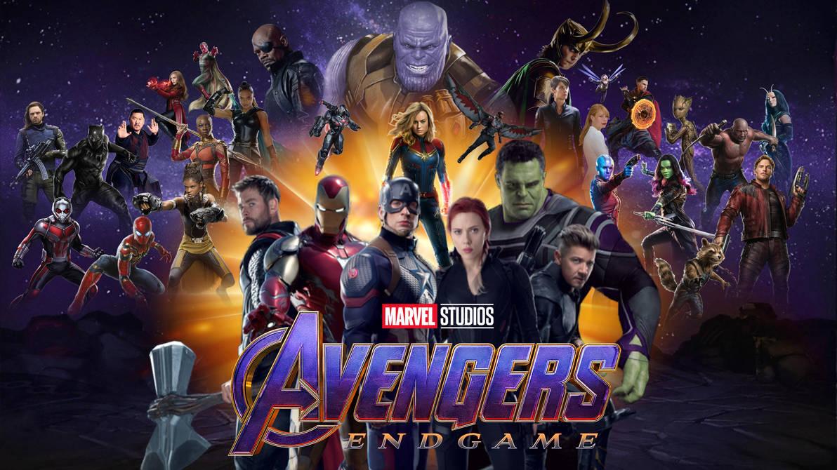 Avengers Endgame 2019 Art Hd Trailer 2 2019 Full Movie Online