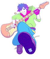 Rockin Ryan by enchantma