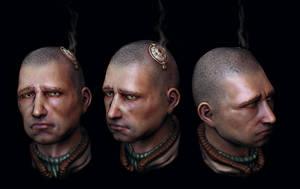 empty head by pixelchaot