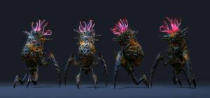 spongebug by pixelchaot