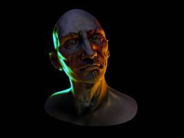 head render test by pixelchaot