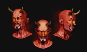 devil by pixelchaot