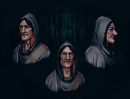 shaman by pixelchaot