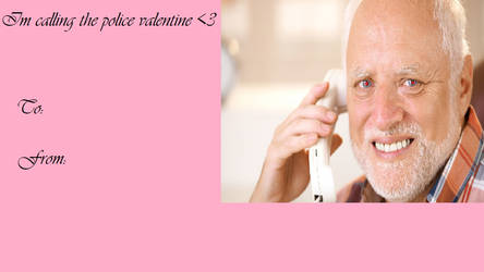 Im calling the police valentine by sushi-foshu