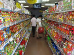 Instant Noodle Aisle by AfterthoughtStudios