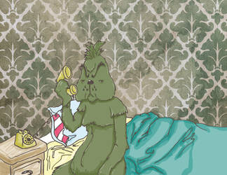 Grinch by robbotjames