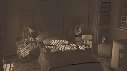 Bedroom by robbotjames
