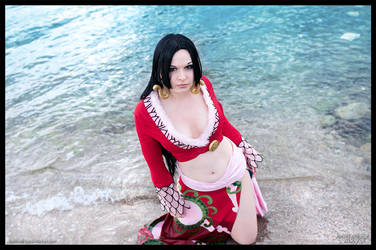 Boa Hancock : One Piece by Lumis-Mirage