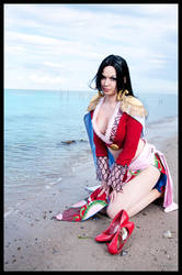 Boa Hancock : One Piece 2 by Lumis-Mirage