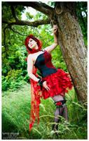RWBY Ruby Rose Idol Version 1 by Lumis-Mirage