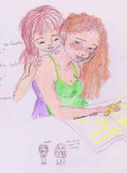 Homework. Riiiight. by ArtisticJihad