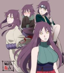 NARUTO OC | Kugara Chiei by p-ol