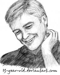 clooney by 13-year-old