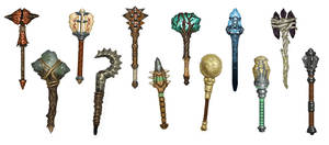 The Mace Collection by PHATandy
