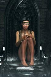 Throne by artmatrix