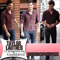 Photopack 194: Taylor Lautner by PerfectPhotopacksHQ