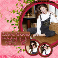 Photopack 1884: Selena Gomez by PerfectPhotopacksHQ