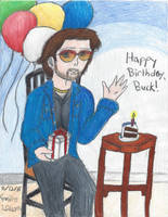 Happy 68th Birthday, Buck Dharma! (GIFT) by TheEmily1220