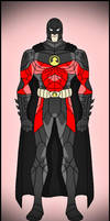 Red Robin - The Dark Knight Version by DraganD