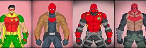 Jason Todd - New 52 - Evolution by DraganD