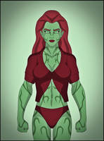 Poison Ivy by DraganD