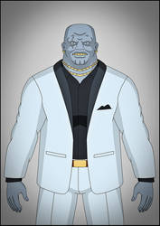 Tobias Whale by DraganD