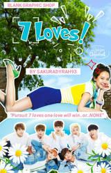 7 Loves! by cteysarah