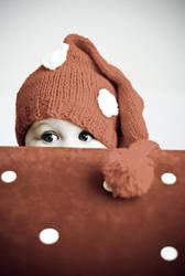 Peek-a-boo by monikha