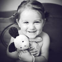 Happy teddy by monikha