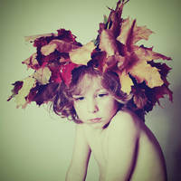 Autumn's monologue by monikha