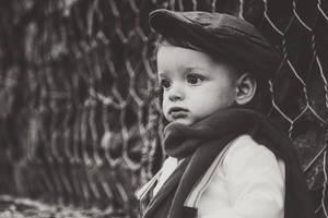 Shy boy by monikha