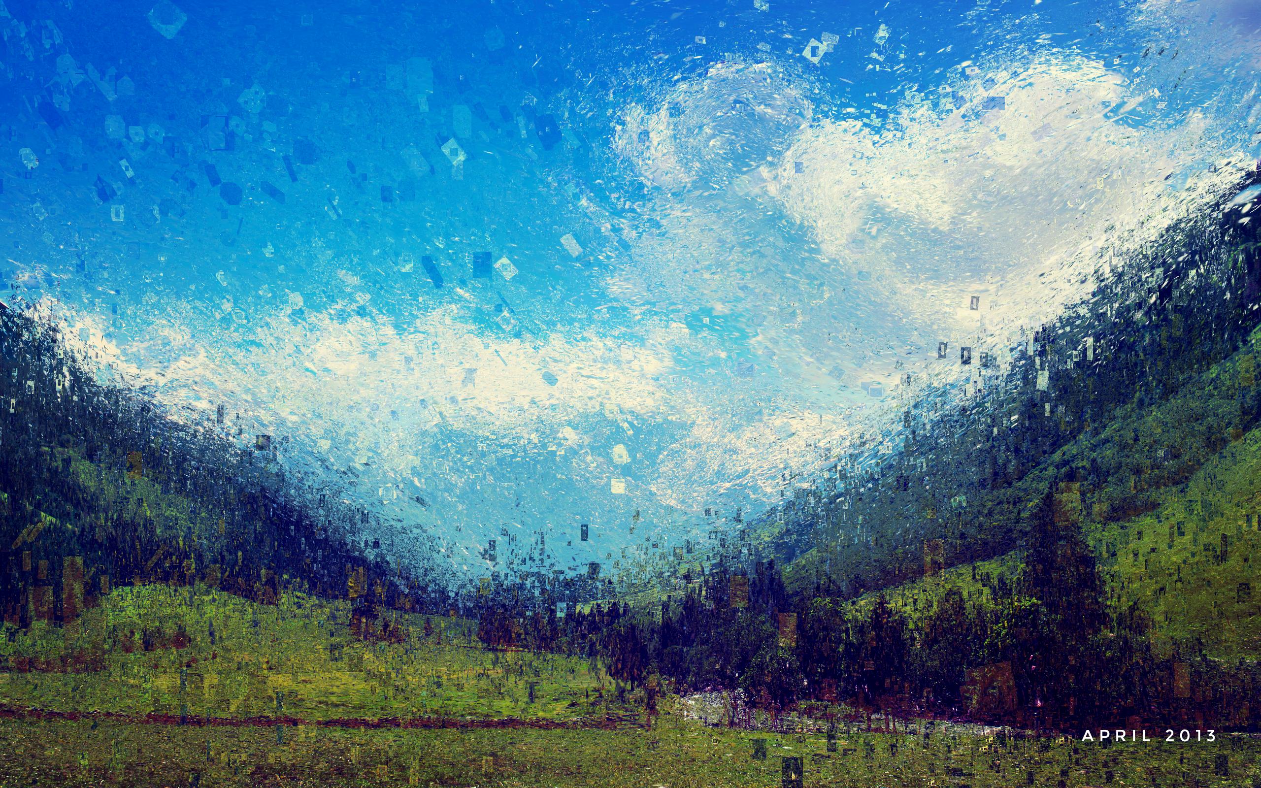 April Wallpaper by endosage