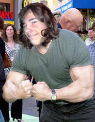 Muscle Stephen  AKA St'hulk by Andernoo