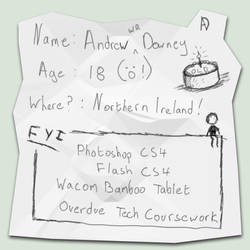 dA ID 1 by Andernoo