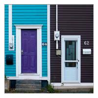Newfoundland squares by crh