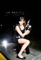 Lara croft legend japon by pitchoonett
