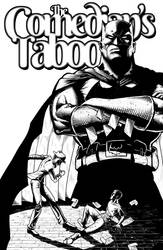 The Comedian's Taboo pg 00 - Cover by ElieBongrand