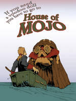 Guybrush Treepwood at the Mojo House by StarExtinction