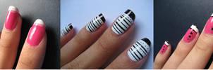 Nail art by dai-z